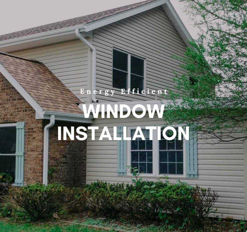 Window Installation Service
